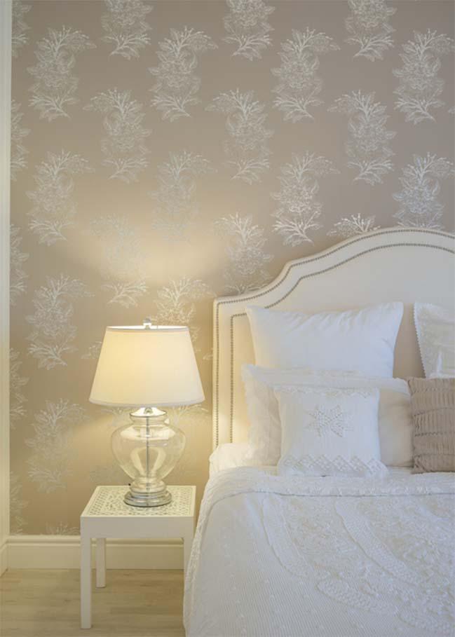 Căn hộ chung cư với nội thất cổ điển trang nhã