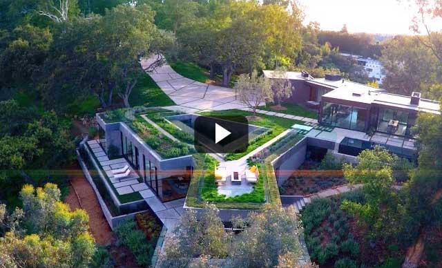 Cùng tham quan ngôi biệt thự siêu đẹp tại Beverly Hills