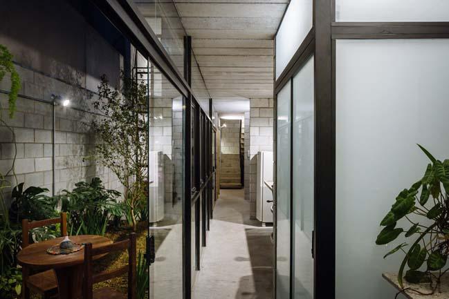 Cải tạo nhà cấp 4 thành không gian đẹp