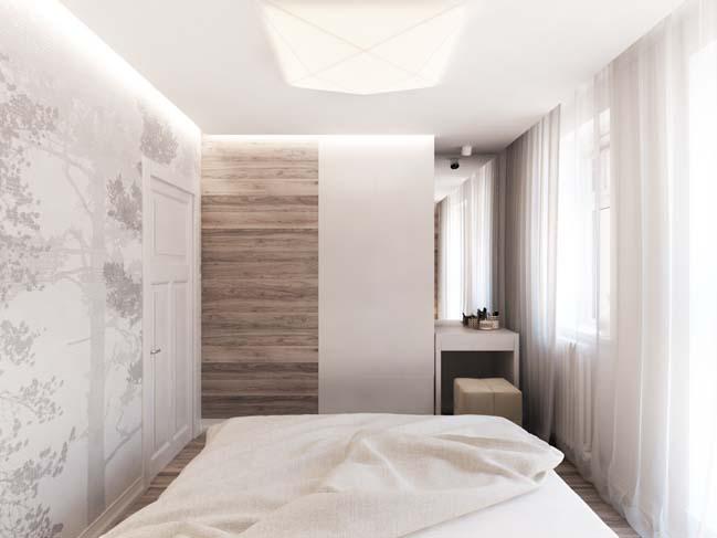2 thiết kế nội thất tham khảo cho cùng một không gian