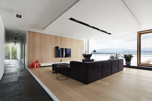 can ho penthouse 08 Bãi cát vàng trong căn hộ penthouse sang trọng với thiết kế đương đại