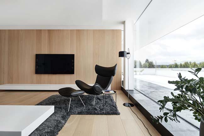 can ho penthouse 09 Bãi cát vàng trong căn hộ penthouse sang trọng với thiết kế đương đại