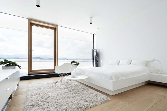 can ho penthouse 13 Bãi cát vàng trong căn hộ penthouse sang trọng với thiết kế đương đại