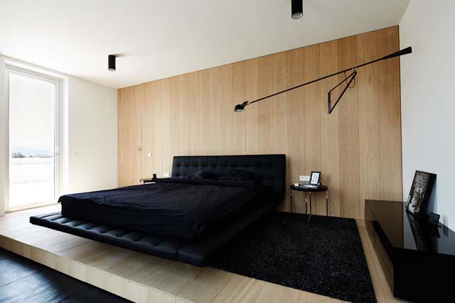 can ho penthouse 17 Bãi cát vàng trong căn hộ penthouse sang trọng với thiết kế đương đại
