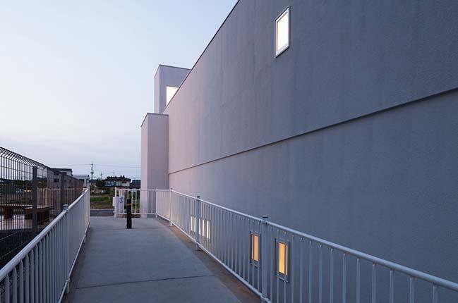 Thiết kế hiện đại cho mẫu nhà phố 2,7x27m