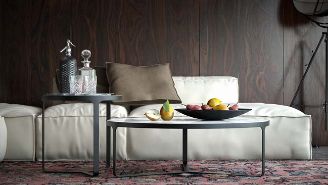 phong khach dep 06 Cùng nhìn qua 4 mẫu phòng khách đẹp với nội thất gỗ ấm áp