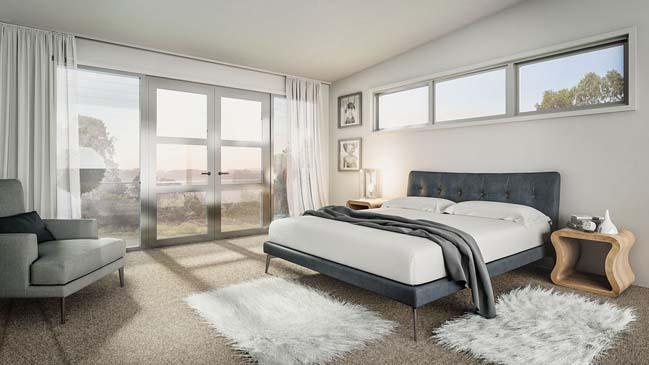 Thiết kế nội thất đẹp cho biệt thự phố