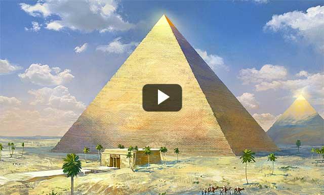 Video: Giải mã kiến trúc kim tự tháp cổ đại