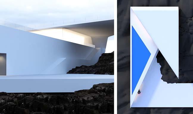 Ý tưởng kiến trúc táo bạo cho nhà đẹp tương lai