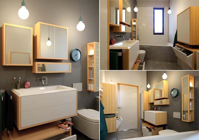 20 thiết kế hoàn hảo cho phòng tắm nhỏ đẹp