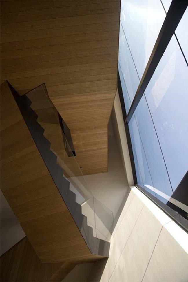 thiet ke nha dep 11 Gợi ý thiết kế nhà đẹp với kiến trúc kim cương độc đáo