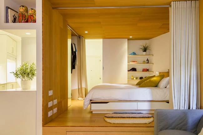 Thiết kế nội thất cho căn hộ nhỏ 48m2