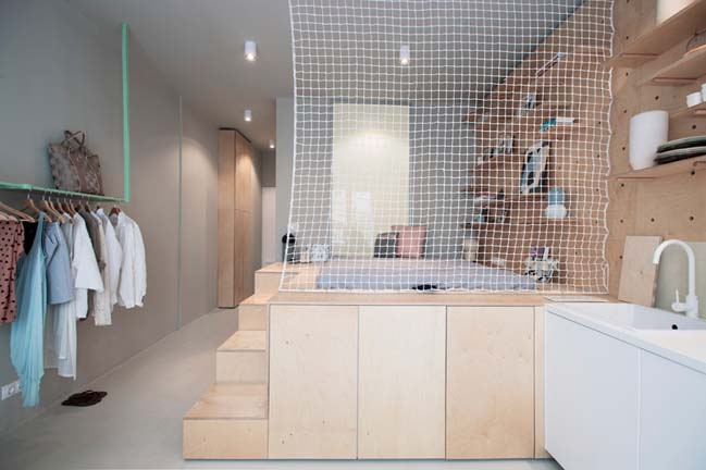 Giải pháp thiết kế cho căn hộ nhỏ đẹp