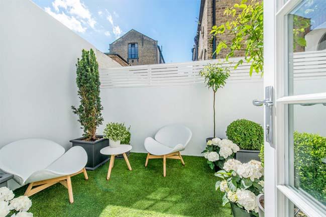 25 mẫu thiết kế cho sân vườn nhỏ đẹp