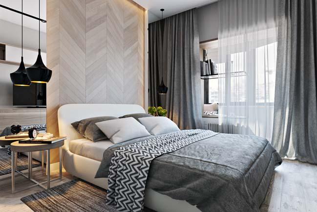 30 mẫu thiết kế phòng ngủ đẹp hiện đại 2015 - 2016