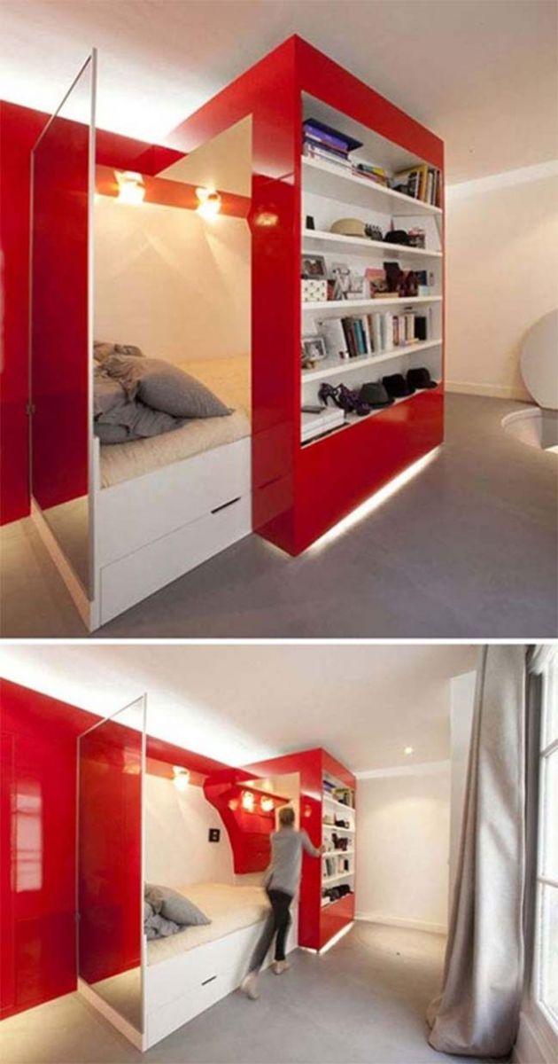 11 cách trang trí phòng ngủ có diện tích nhỏ
