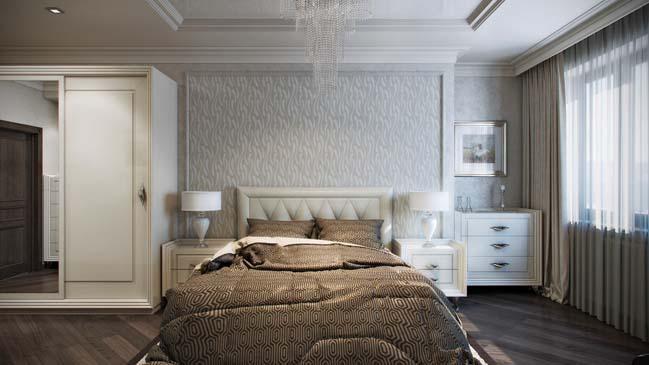 Mẫu thiết kế nhà đẹp với phong cách đương đại sang trọng