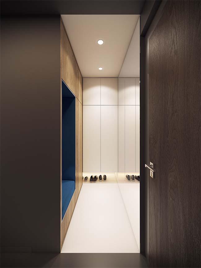 mau nha dep 01 Ngôi nhà đẹp không gian sống ấm áp và ấn tượng với một thiết kế nội thất hoàn hảo