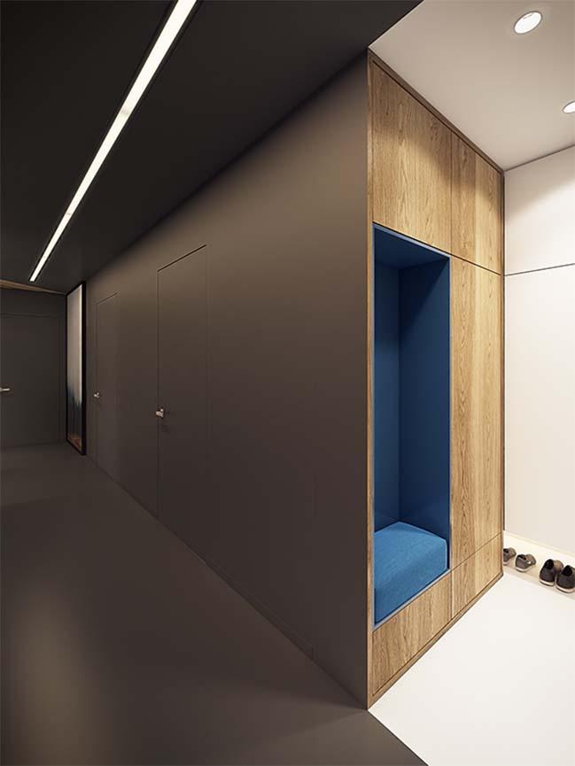 mau nha dep 02 Ngôi nhà đẹp không gian sống ấm áp và ấn tượng với một thiết kế nội thất hoàn hảo