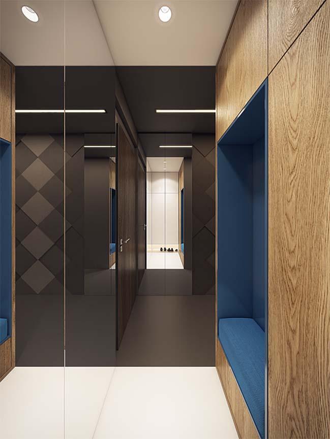 mau nha dep 04 Ngôi nhà đẹp không gian sống ấm áp và ấn tượng với một thiết kế nội thất hoàn hảo