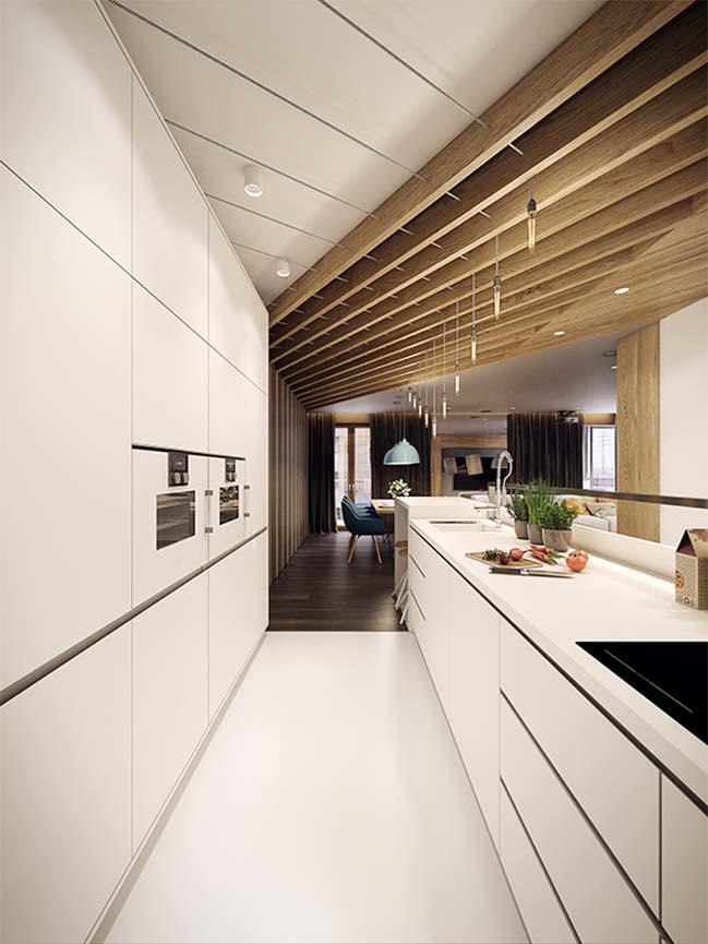 mau nha dep 10 Ngôi nhà đẹp không gian sống ấm áp và ấn tượng với một thiết kế nội thất hoàn hảo