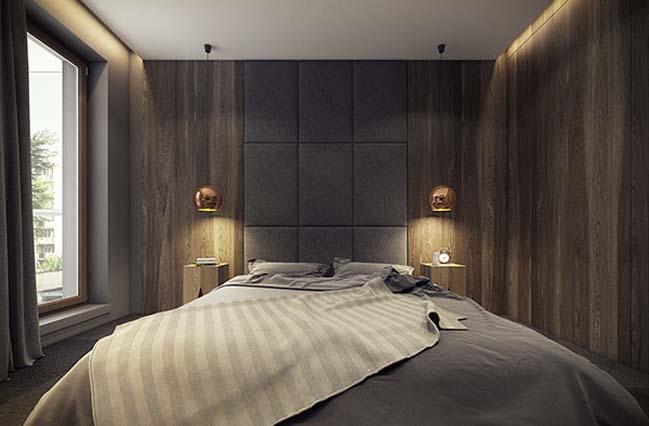 mau nha dep 24 Ngôi nhà đẹp không gian sống ấm áp và ấn tượng với một thiết kế nội thất hoàn hảo