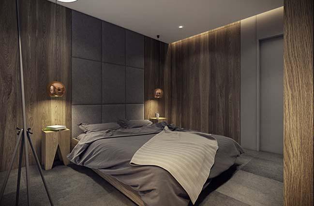 mau nha dep 25 Ngôi nhà đẹp không gian sống ấm áp và ấn tượng với một thiết kế nội thất hoàn hảo