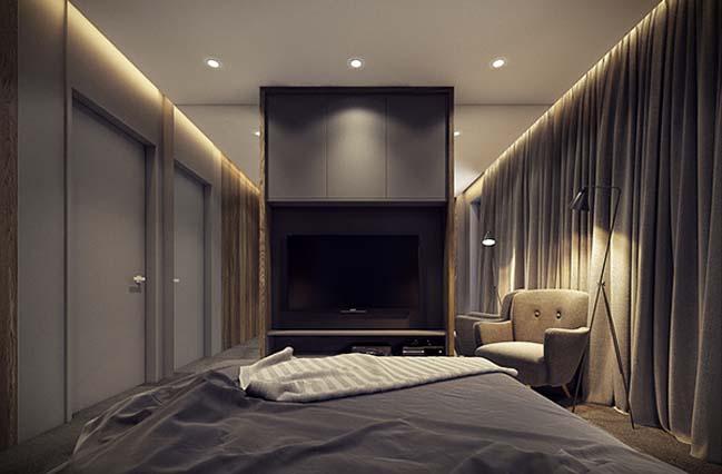 mau nha dep 26 Ngôi nhà đẹp không gian sống ấm áp và ấn tượng với một thiết kế nội thất hoàn hảo