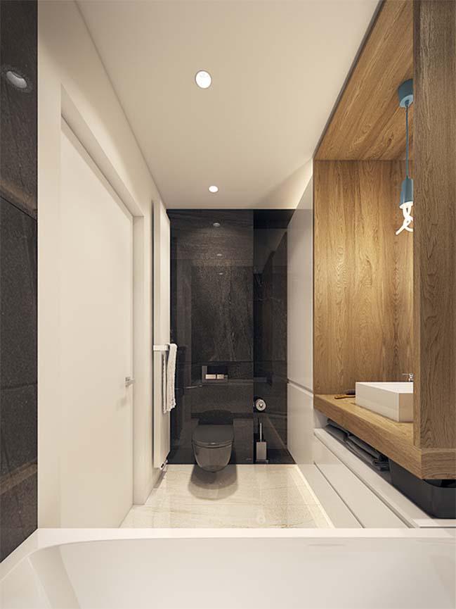 mau nha dep 33 Ngôi nhà đẹp không gian sống ấm áp và ấn tượng với một thiết kế nội thất hoàn hảo