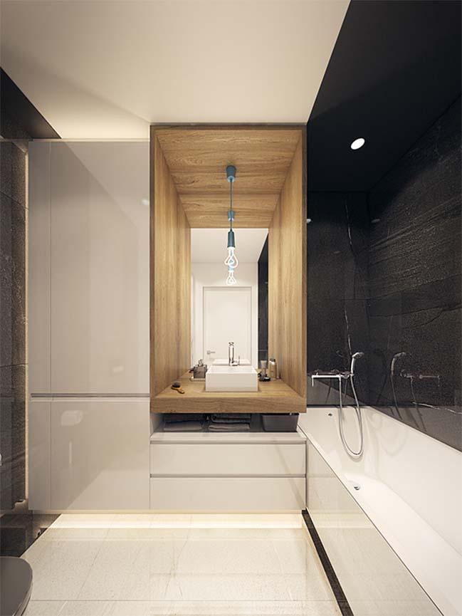 mau nha dep 34 Ngôi nhà đẹp không gian sống ấm áp và ấn tượng với một thiết kế nội thất hoàn hảo