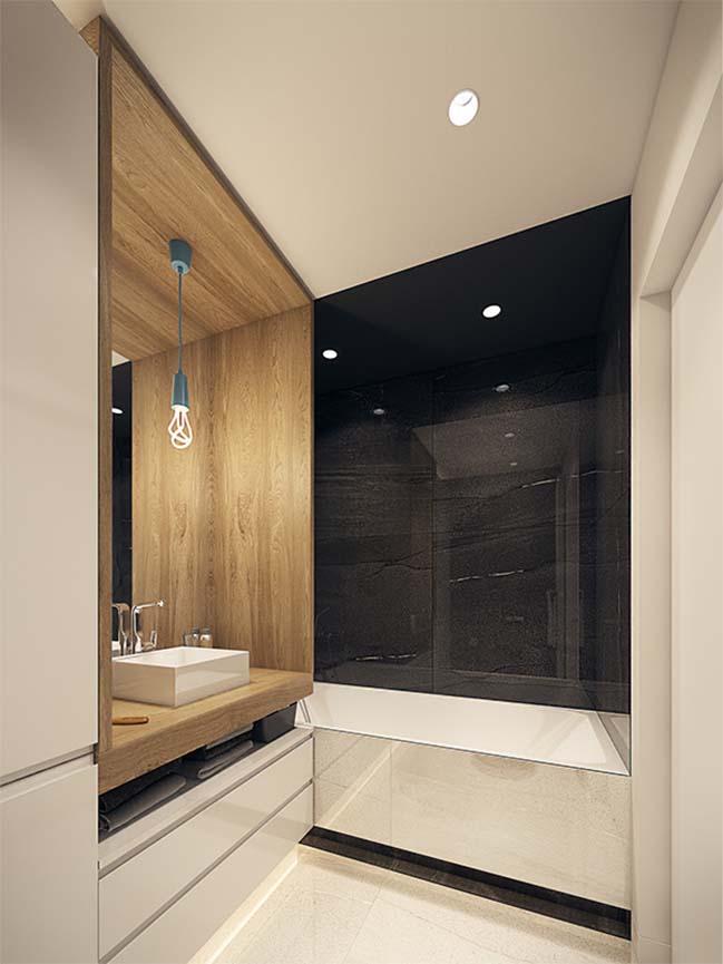 mau nha dep 35 Ngôi nhà đẹp không gian sống ấm áp và ấn tượng với một thiết kế nội thất hoàn hảo