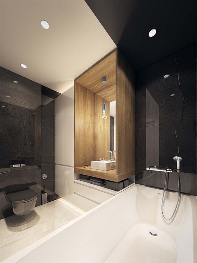mau nha dep 36 Ngôi nhà đẹp không gian sống ấm áp và ấn tượng với một thiết kế nội thất hoàn hảo