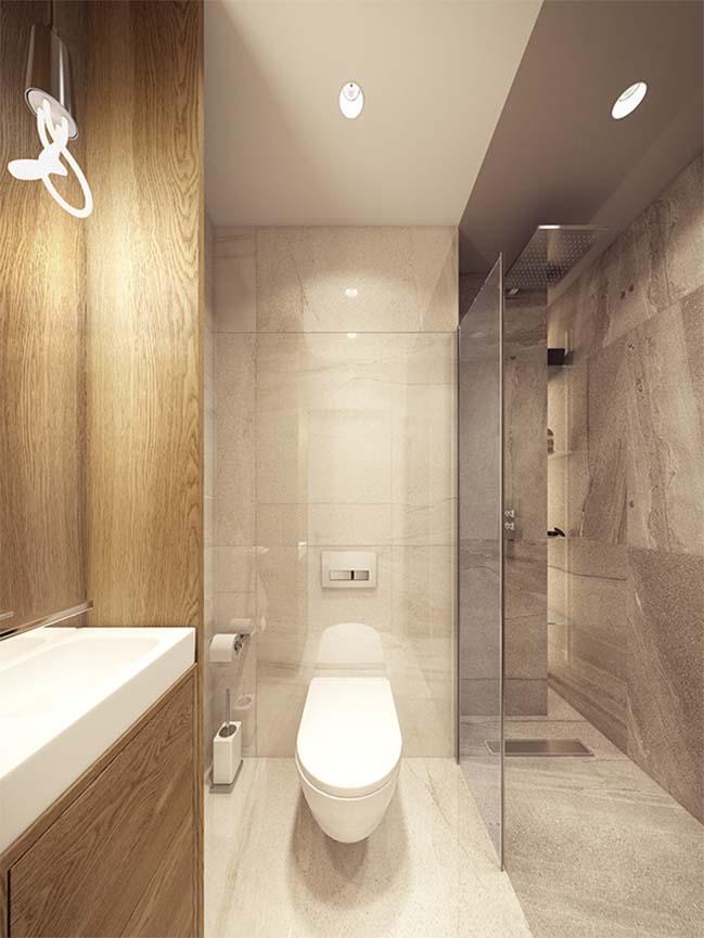 mau nha dep 37 Ngôi nhà đẹp không gian sống ấm áp và ấn tượng với một thiết kế nội thất hoàn hảo