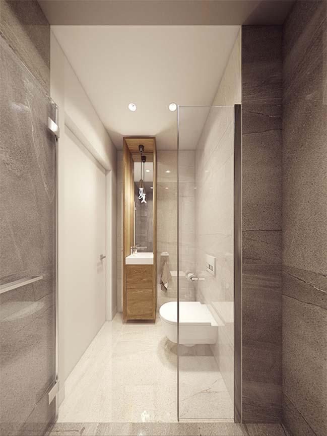 mau nha dep 38 Ngôi nhà đẹp không gian sống ấm áp và ấn tượng với một thiết kế nội thất hoàn hảo