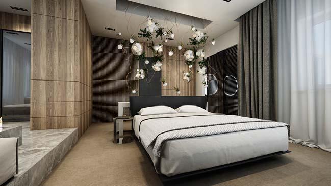 Những mẫu phòng ngủ đẹp khiến bạn không nói nên lời