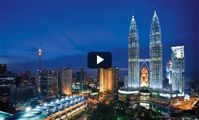 Video kiến trúc: Đường hầm thông minh ở Malaysia