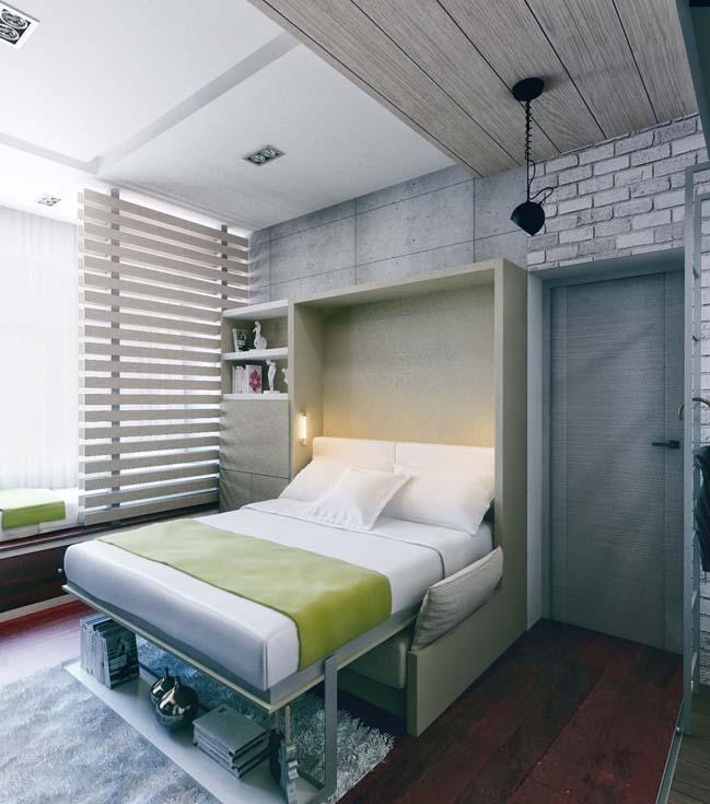 7 mẫu thiết kế hoàn hảo cho nhà nhỏ đẹp dưới 33m2