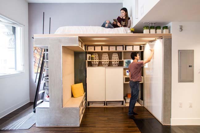 Giải pháp thiết kế cho các không gian nhỏ
