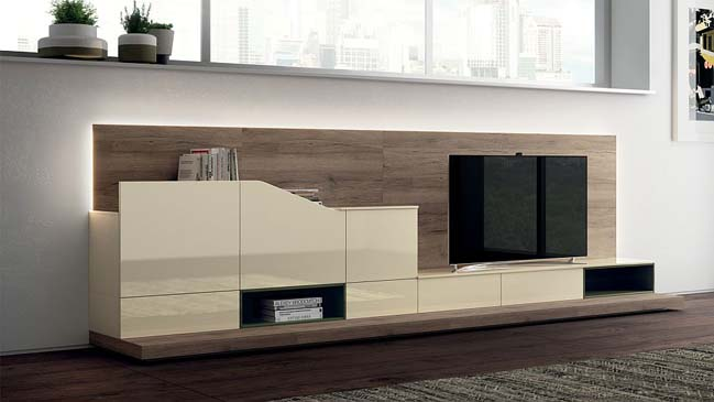 10 mẫu thiết kế đẹp cho không gian phòng khách hiện đại