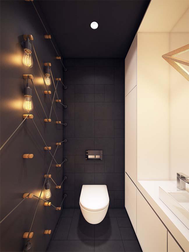 Mê mẩn với căn hộ chung cư có thiết kế nội thất hoàn hảo