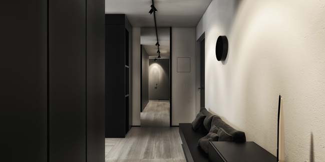mau can ho chung cu dep 10 Chiêm ngắm mẫu căn hộ chung cư đẹp với phong cách tối giản