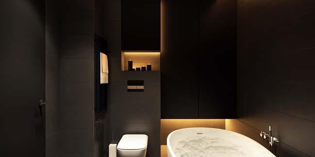 mau can ho chung cu dep 16 Chiêm ngắm mẫu căn hộ chung cư đẹp với phong cách tối giản