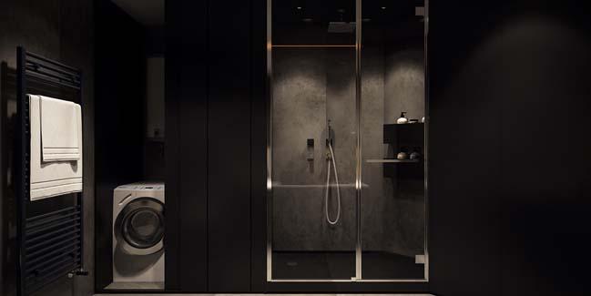 mau can ho chung cu dep 18 Chiêm ngắm mẫu căn hộ chung cư đẹp với phong cách tối giản