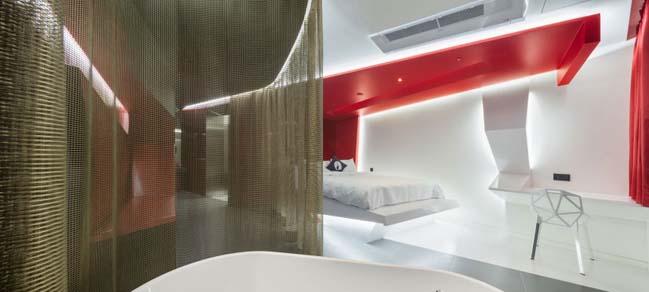 mau phong ngu dep 04 Mê mẫn với mẫu phòng ngủ đẹp với thiết kế sang trọng phá cách