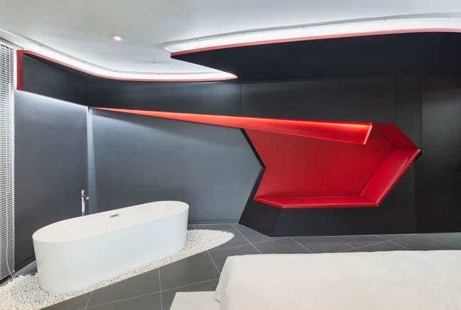 mau phong ngu dep 05 Mê mẫn với mẫu phòng ngủ đẹp với thiết kế sang trọng phá cách