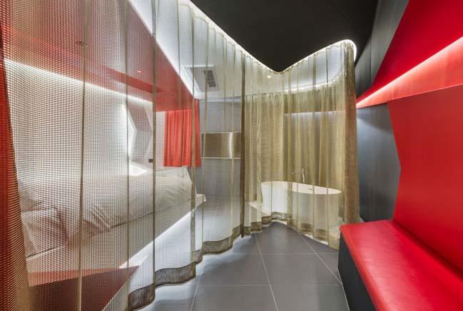 mau phong ngu dep 09 Mê mẫn với mẫu phòng ngủ đẹp với thiết kế sang trọng phá cách
