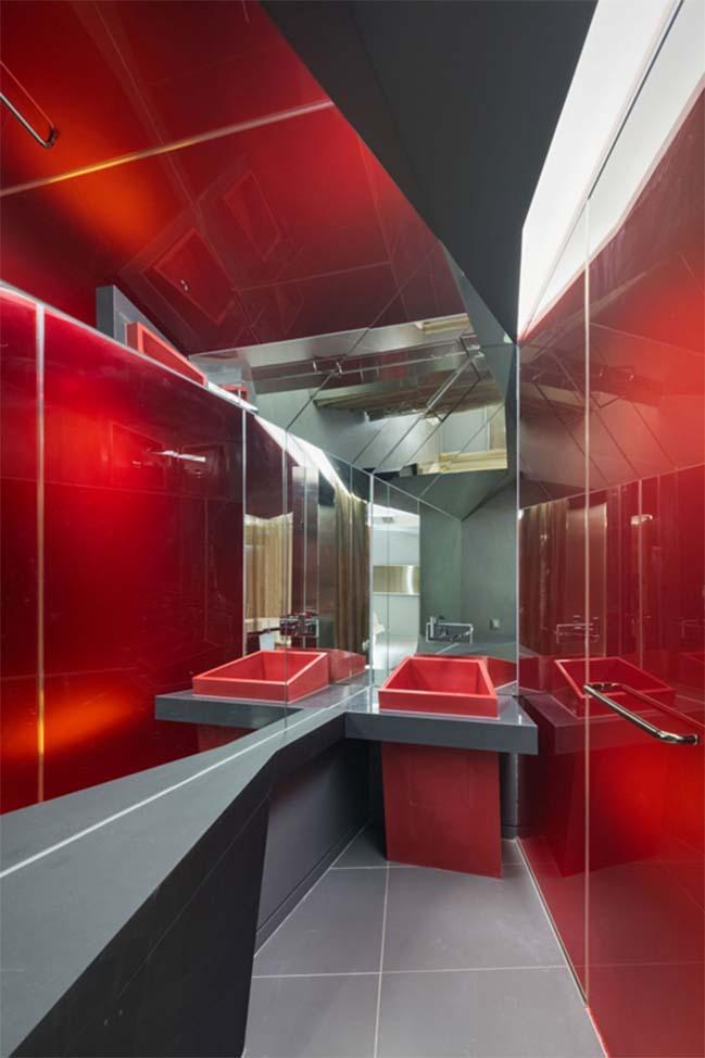 mau phong ngu dep 11 Mê mẫn với mẫu phòng ngủ đẹp với thiết kế sang trọng phá cách