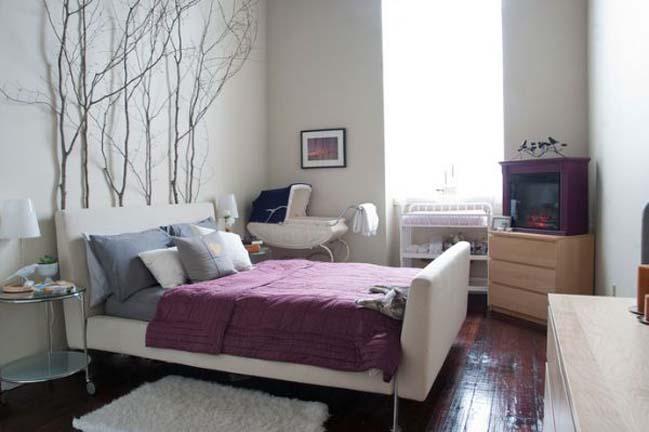 Trang trí ngôi nhà đẹp của bạn với những nhánh cây khô