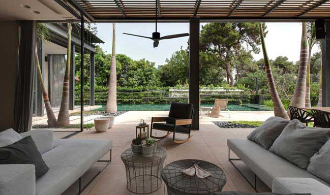 Mẫu biệt thự vườn đẹp hiện đại và sang trọng