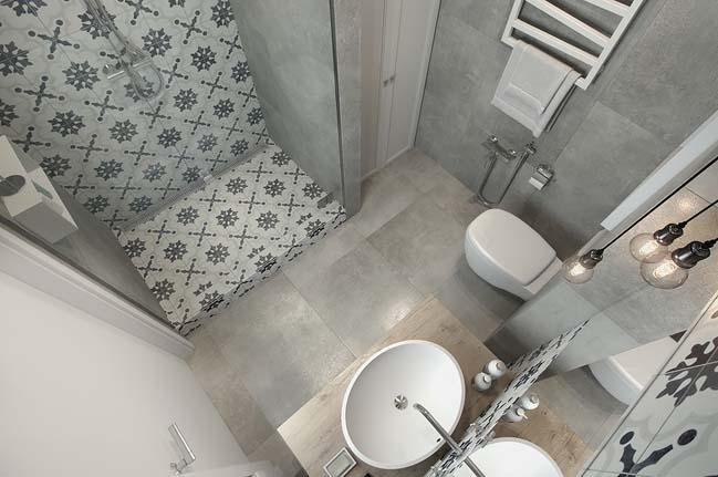 nha nho dep 29m2 09 Gợi ý thiết kế ấm cúng và sáng sủa cho nhà nhỏ đẹp 29m2